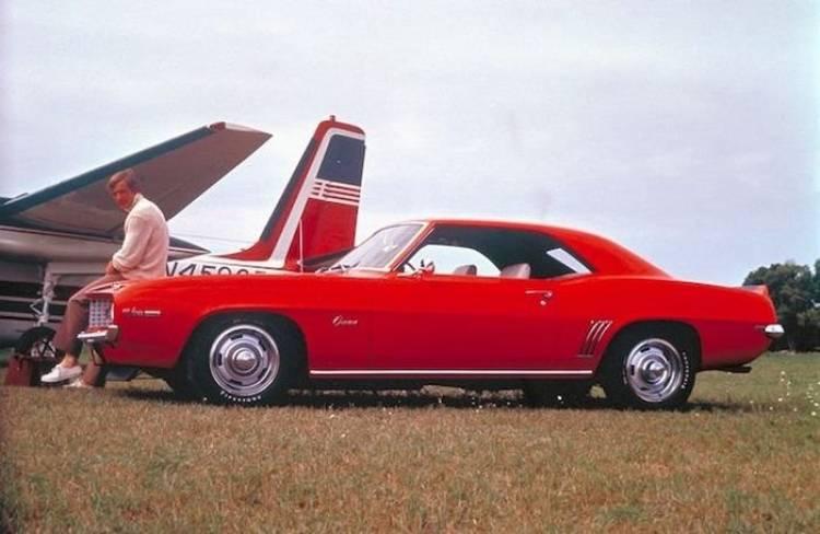 Chevrolet Camaro, la historia del mito: años 60 y 70, la época del pony car