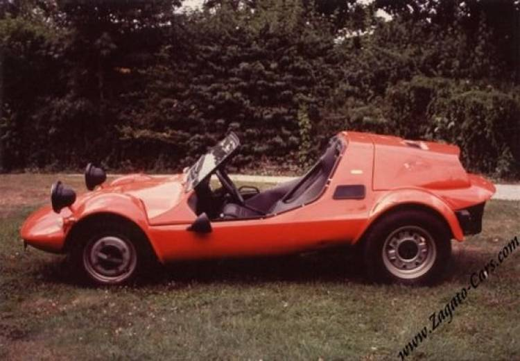 Fiat Zanzara 500 Zagato, la ranita clásica de Ercole Spada