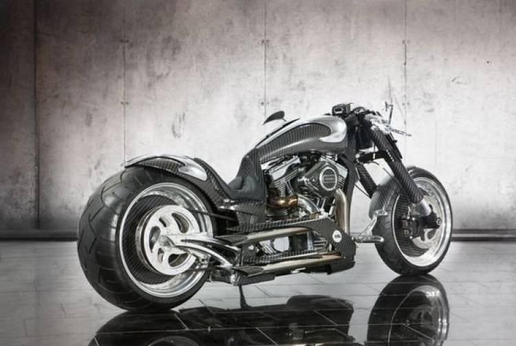 Mansory Zapico Custom Bike, porque hay que diversificar el negocio