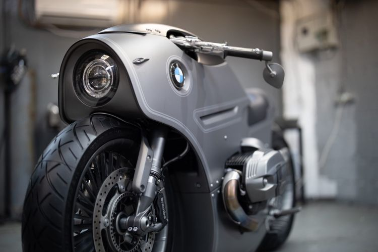 Ziller Garage Bmw Cafe Racer Dm 5