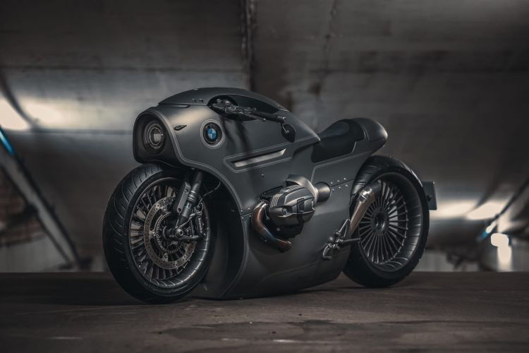 Ziller Garage Bmw R Nine T Cafe Racer Portada