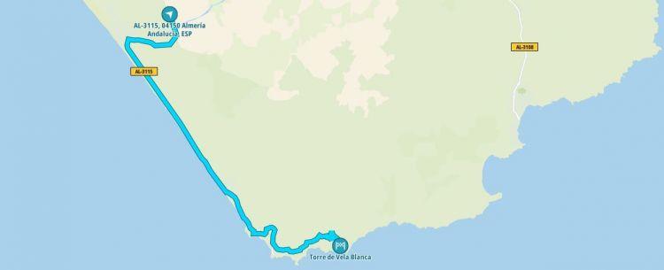 Zona Cabo De Gata