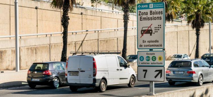Zonas Bajas Emisiones 149 Municipios  01