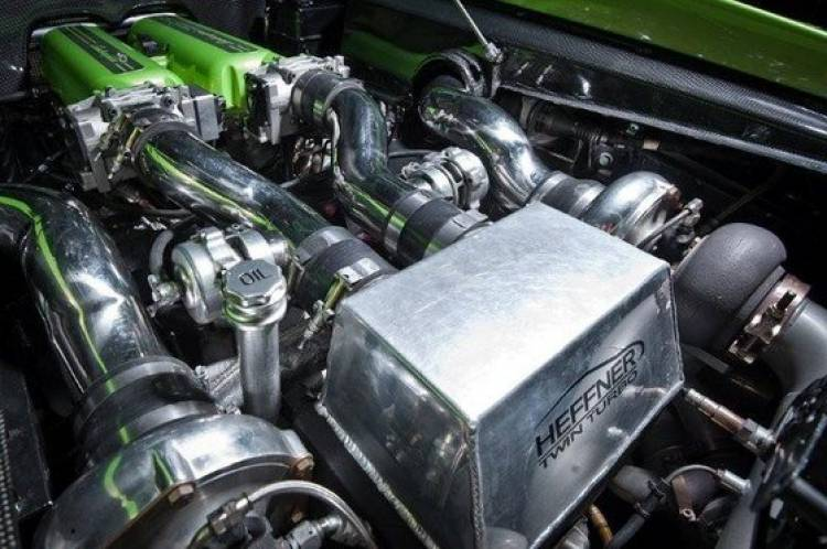 IMSA Lamborghini Gallardo ZR-Auto, ahora con 1.176 CV... a las ruedas