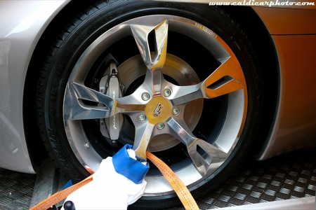 Sintesi, el prototipo ecológico deportivo de Pininfarina