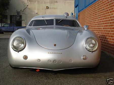 Mezcla de varios Porsche en uno solo, triste final