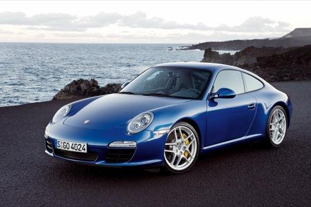 Porsche 911 Carrera 2009, im�genes oficiales y datos