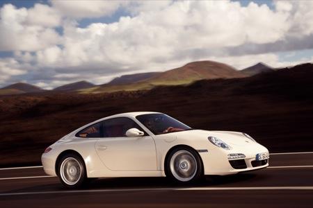 Porsche 911 Carrera 2009, imágenes oficiales y datos
