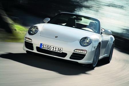 Porsche 911 Carrera 4 S 2009