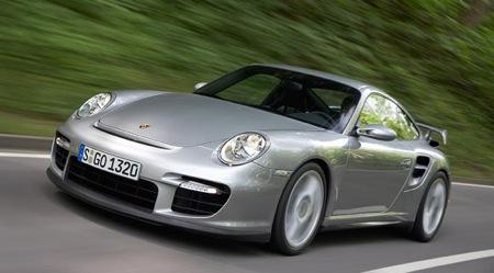 Fotos oficiales del Porsche 911 GT2