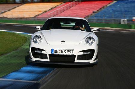 Techart GT Street, basado en el Porsche 911 GT2
