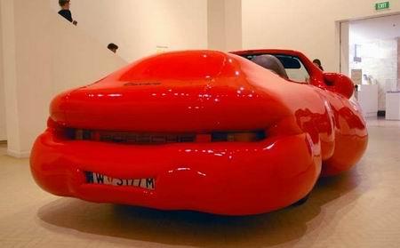 Porsche 911 hinchable, ¿de quién sería la idea?