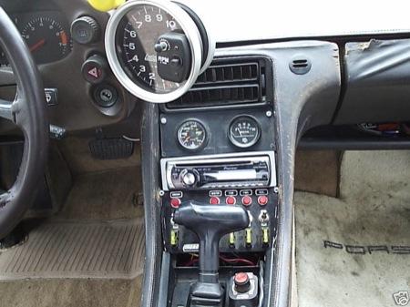 Porsche 928 con motor V8 de Chevrolet
