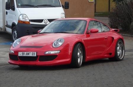 Porsche 996 Delavilla VRS