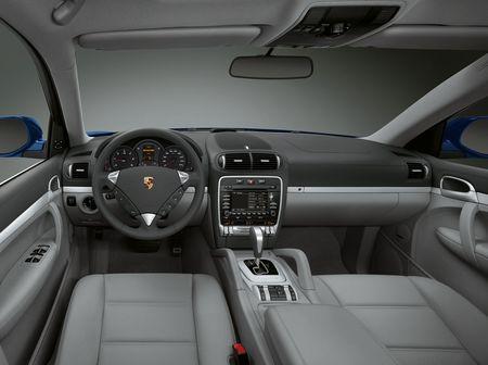 Porsche Cayenne diésel, primeros datos