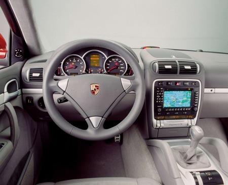 Porsche Cayenne GTS en Frankfurt
