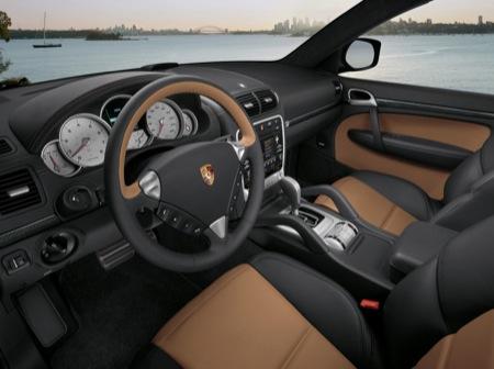 Porsche Cayenne Turbo S 2009