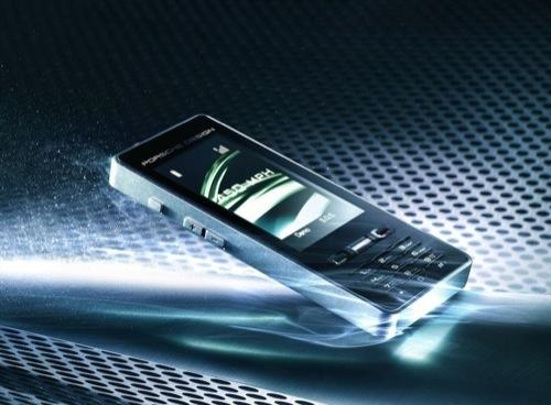 Teléfono móvil Porsche Design P'9522
