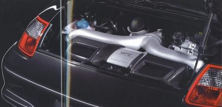 Porsche 911 GT2, primer vistazo