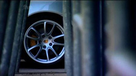 Porsche 911 GT2, prueba por Jason Plato en Fifth Gear