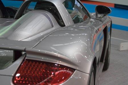 Porsche Carrera GT Salon de Vigo
