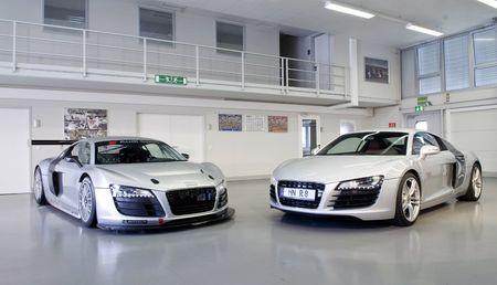 Audi R8 GT3 LMS