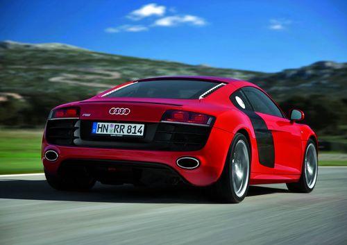 Audi R8 5.2 V10 FSI, nuevas imágenes dinámicas, precio y vídeo