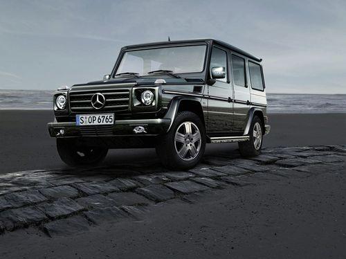 Mercedes Clase G EDITION30 y EDITION30.PUR