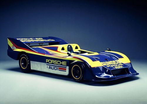 El Porsche 917 cumple 40 años