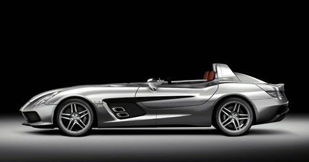 Mercedes SLR McLaren Stirling Moss Edition