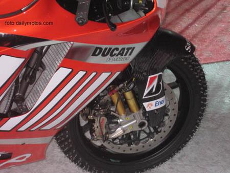 Presentación Ducati 2008