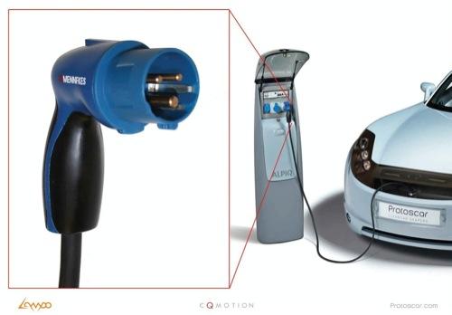 Protoscar LAMPO, eléctrico deportivo y útil