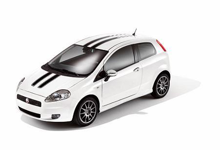 Lavado de cara para el Fiat Grande Punto