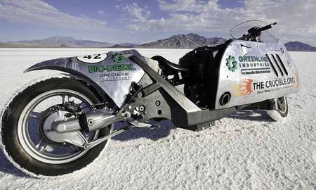 BMW diesel, récord de velocidad