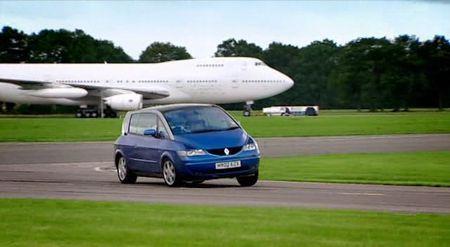 Cómo hacer más rápido un Renault Avantime, por Top Gear