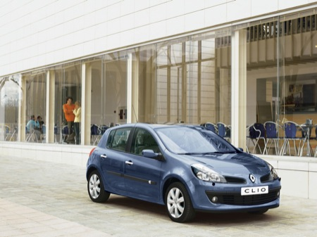 Renault Clio Business E85