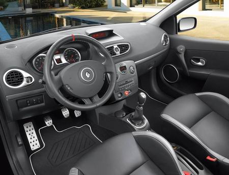 renault clio sport luxe diariomotor. Black Bedroom Furniture Sets. Home Design Ideas