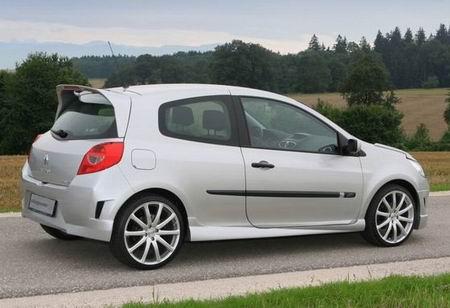 Renault Clio por Königseder