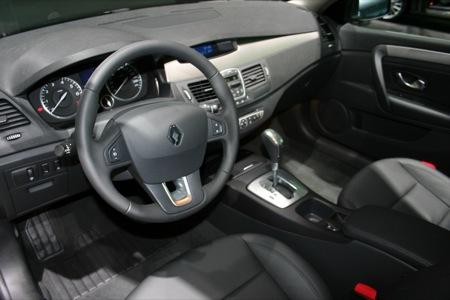 Renault Laguna 2007, fotos y más información