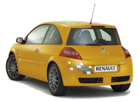 Renault Mégane F1 Team R26 2008