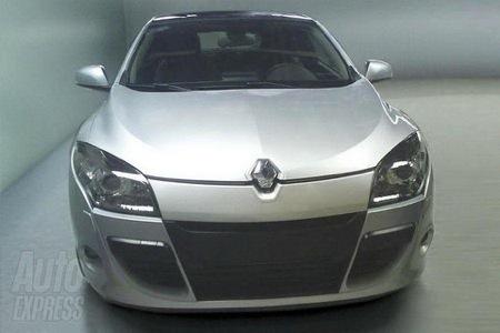 Renault Mégane III, adelanto cercano al modelo final