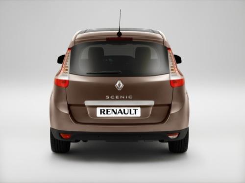 Renault Mégane Grand Scénic
