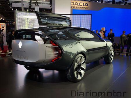 Planet Dcars 2008 Renault Ondelios Concept