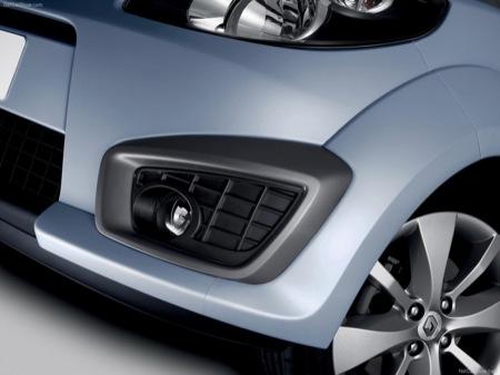 Renault Twingo RS, más imágenes y más datos