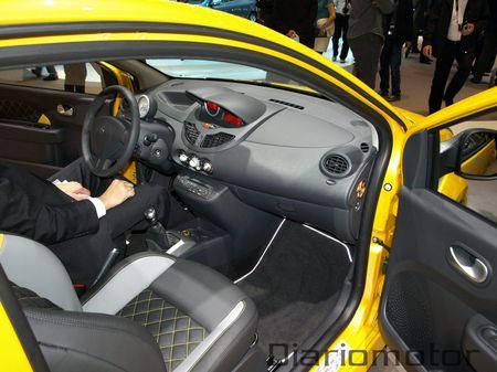 Renault Twingo RS en París 2008