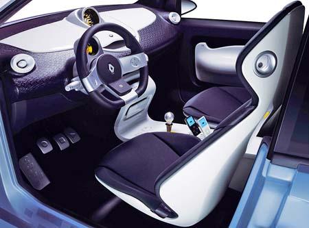Renault Twingo 2 Concept