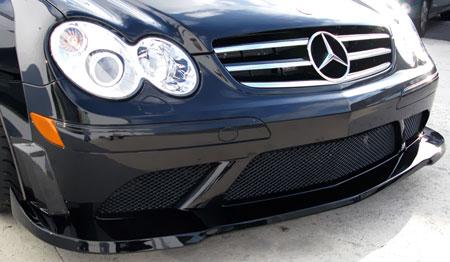 Renntech Mercedes CLK63 AMG Black Series
