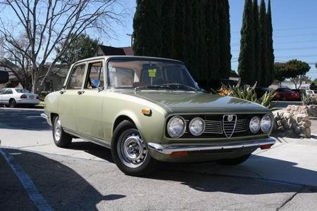Reunión de viejas glorias de Alfa Romeo