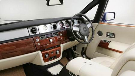 Rolls Royce Drophead, nuevo descapotable de lujo