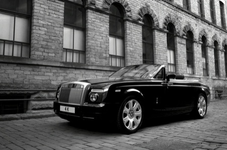 Rolls-Royce Phantom Drophead Coupé remozado por Project Kahn